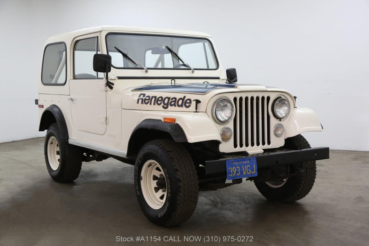 1978 Jeep CJ7 4x4