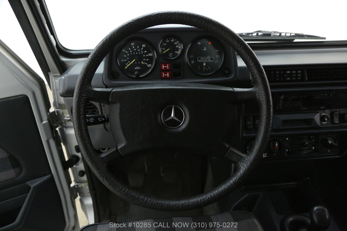Used 1988 Mercedes-Benz 280GE Coupe | Los Angeles, CA