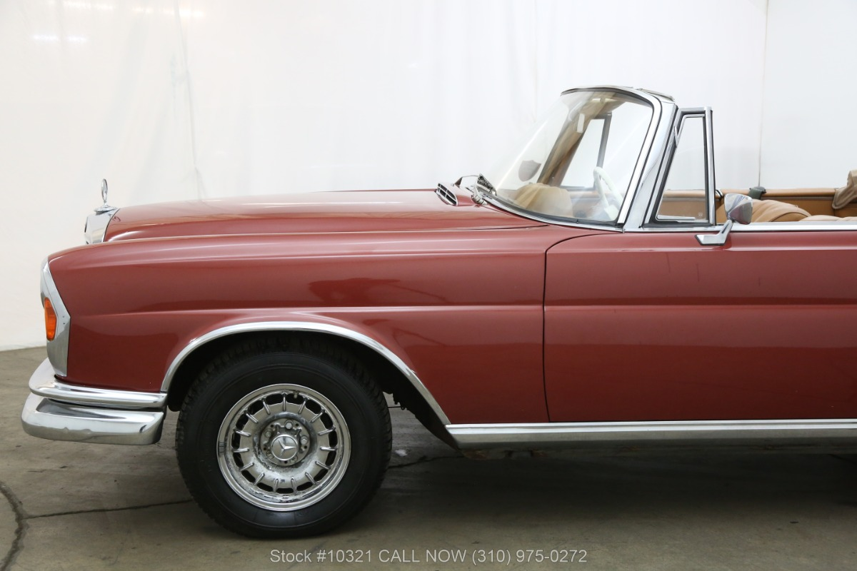 Used 1968 Mercedes-Benz 280SE Cabriolet | Los Angeles, CA