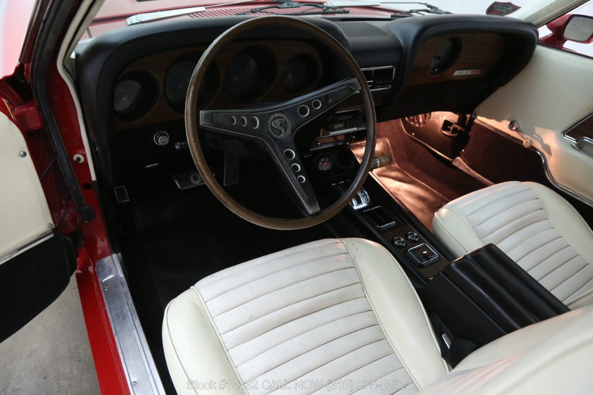Used 1969 Shelby GT500 Fastback   Los Angeles, CA