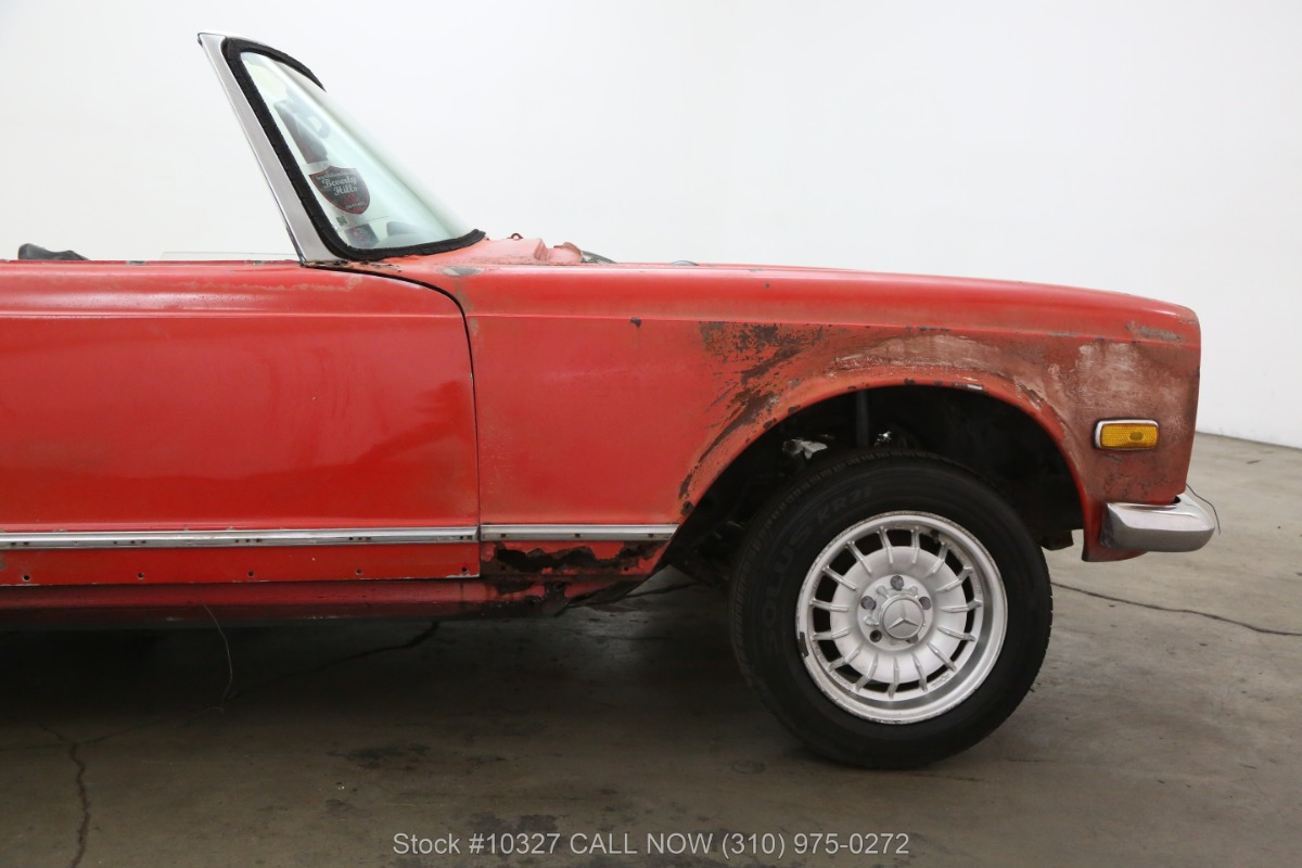 Used 1967 Mercedes-Benz 250SL Pagoda | Los Angeles, CA