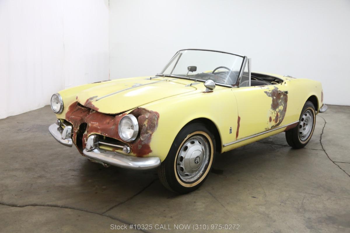 Used 1963 Alfa Romeo Giulietta Spider | Los Angeles, CA
