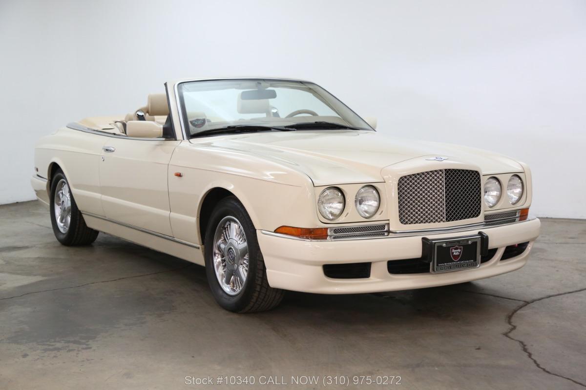 Used 1999 Bentley Azure Convertible | Los Angeles, CA