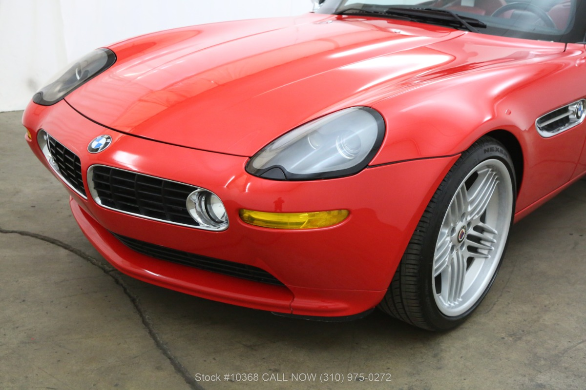 Used 2001 BMW Z8 with 2 tops | Los Angeles, CA