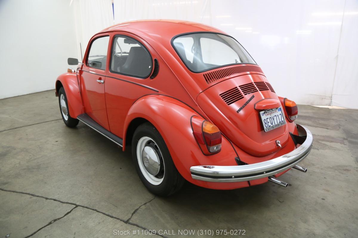 Used 1972 Volkswagen Beetle Standard Sedan | Los Angeles, CA