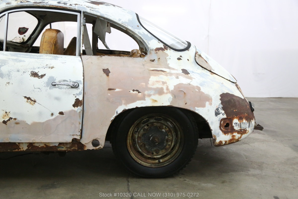 Used 1963 Porsche 356B Coupe | Los Angeles, CA