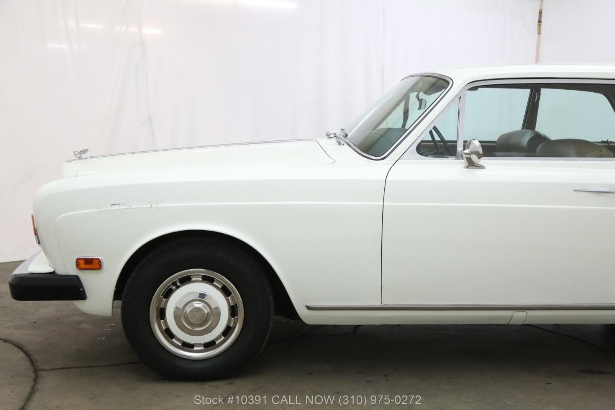 Used 1974 Rolls Royce Corniche Coupe Left Hand Drive | Los Angeles, CA