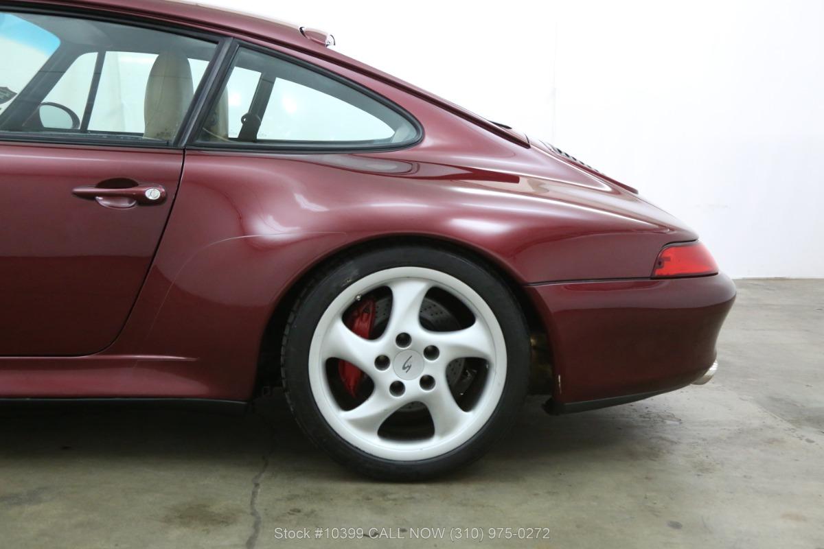 Used 1996 Porsche 911 Carrera 4S (993)   Los Angeles, CA