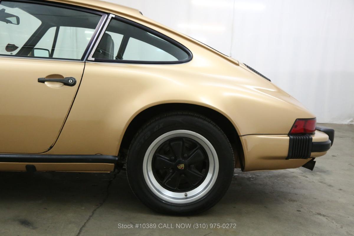 Used 1979 Porsche 911SC Coupe | Los Angeles, CA