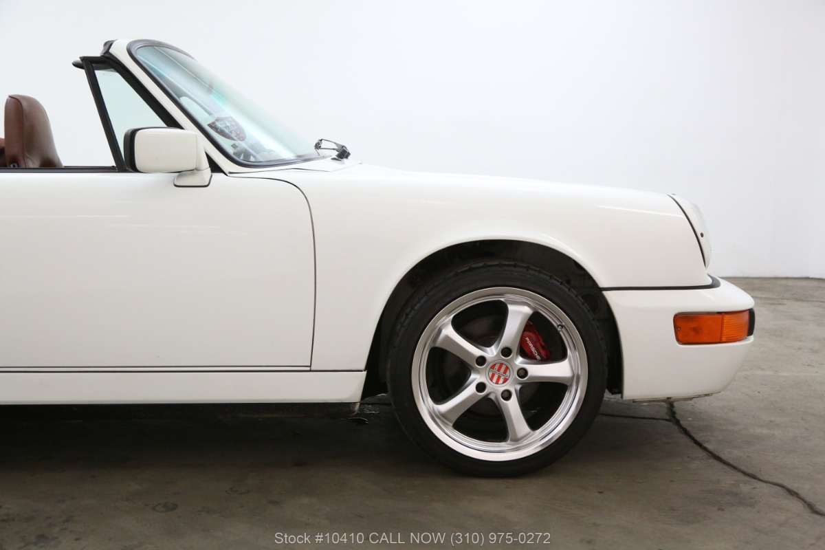 Used 1990 Porsche 964 Cabriolet | Los Angeles, CA