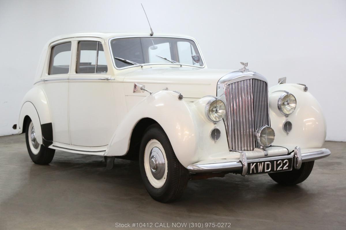1951 Bentley MKVI