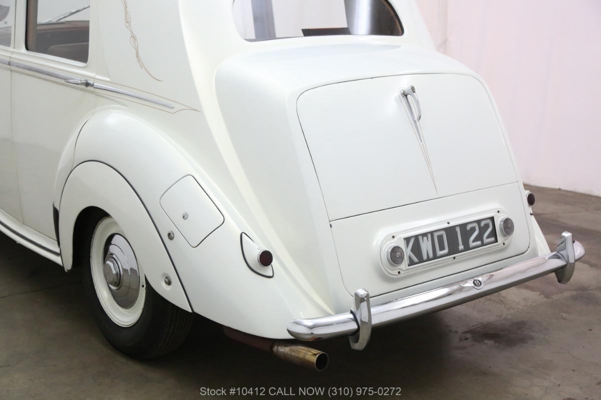 Used 1951 Bentley MKVI  | Los Angeles, CA