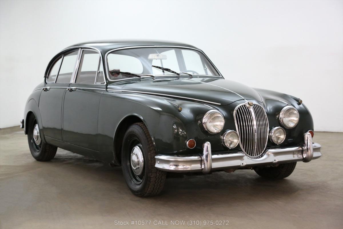 1965 Jaguar Mark II 3.4L   Beverly Hills Car Club