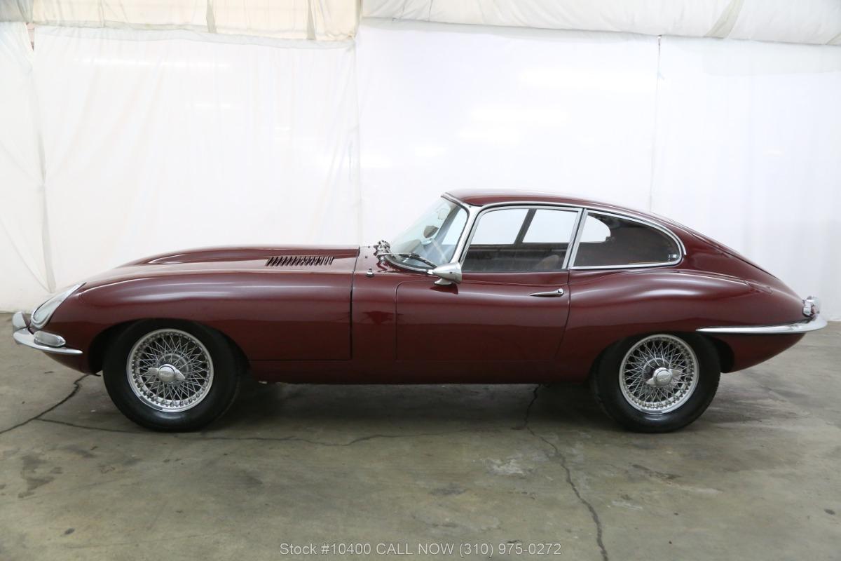 Used 1963 Jaguar XKE Series I Fixed Head Coupe | Los Angeles, CA
