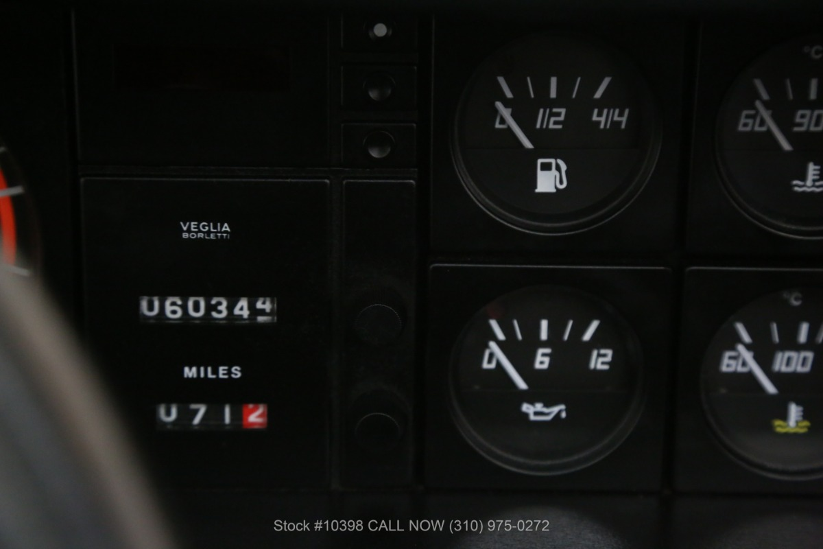 Used 1985 Ferrari Mondial Cabriolet | Los Angeles, CA