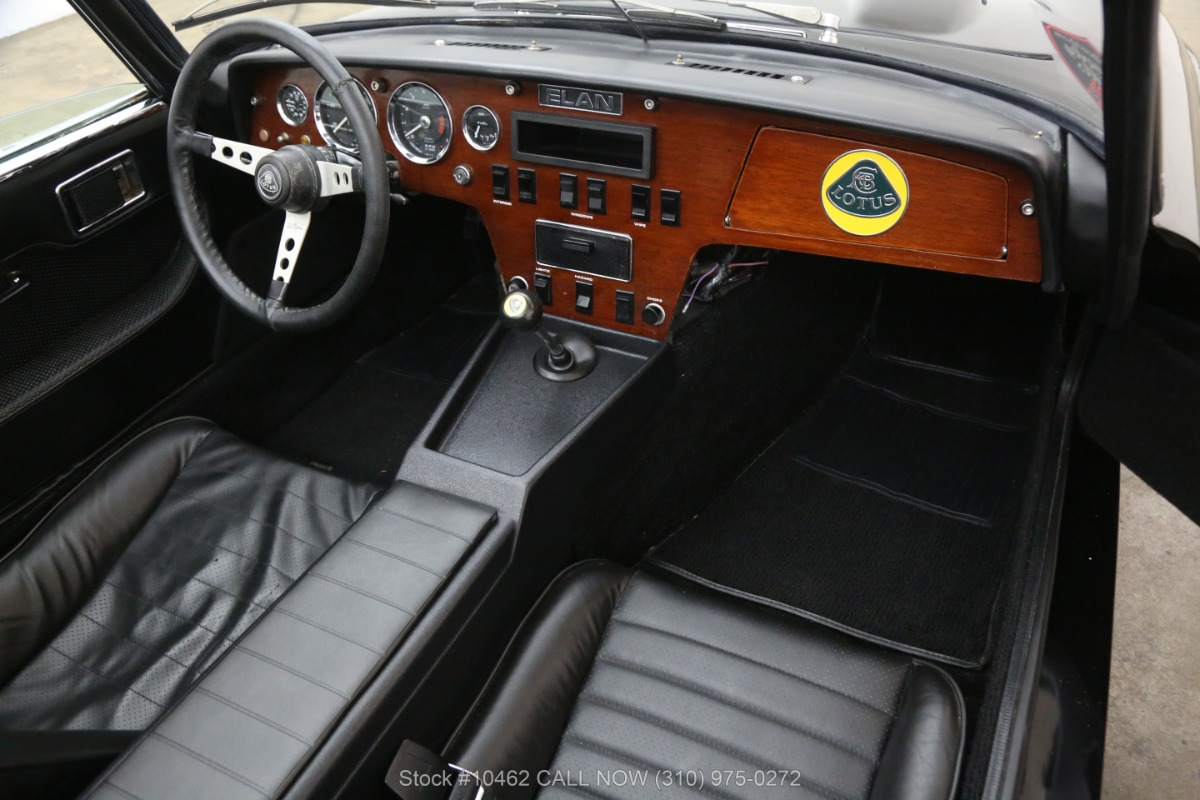 Used 1970 Lotus Elan Drophead   Los Angeles, CA