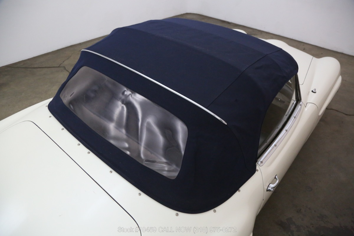 Used 1961 Mercedes-Benz 190SL with 2 tops   Los Angeles, CA