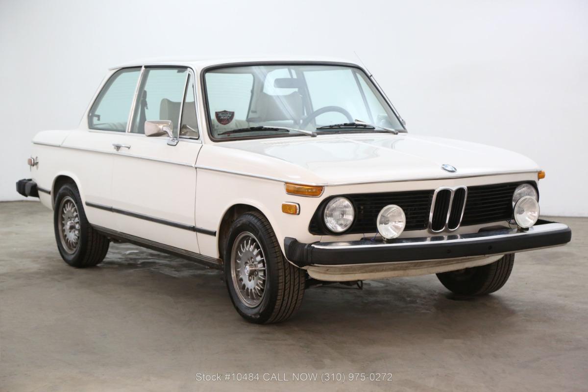 1974 Bmw 2002 Tii Beverly Hills Car Club