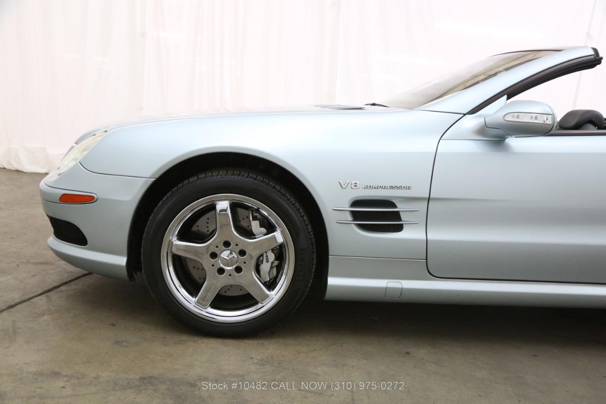 Used 2003 Mercedes-Benz SL 55 AMG | Los Angeles, CA