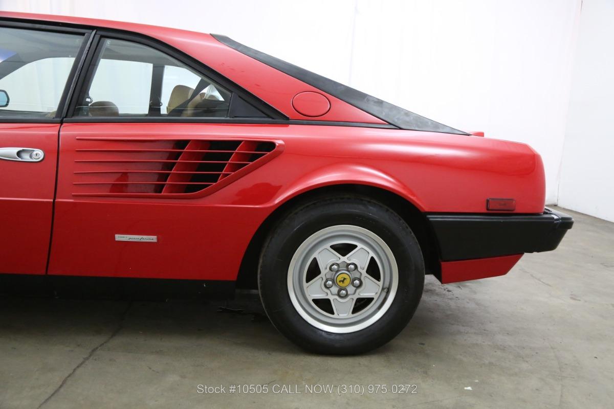 Used 1982 Ferrari Mondial Coupe | Los Angeles, CA