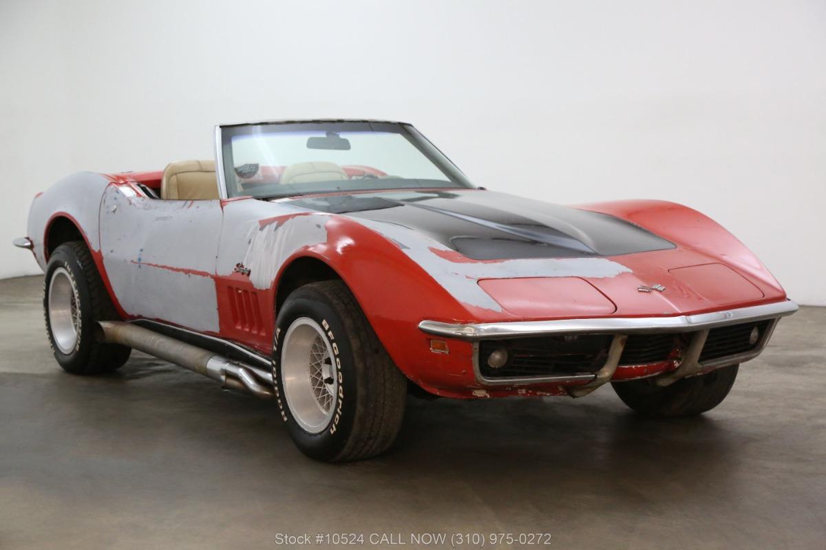 1969 Chevrolet Corvette Convertible Beverly Hills Car Club