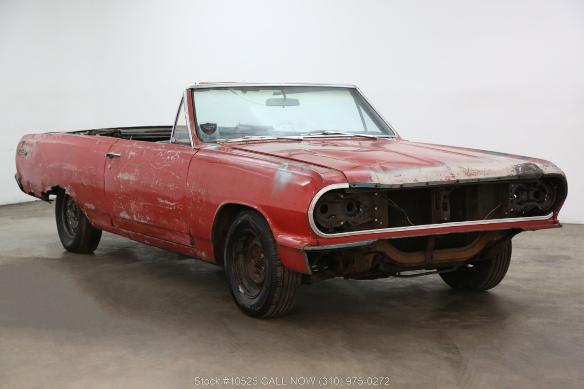 Used 1964 Chevrolet Malibu SS Convertible | Los Angeles, CA