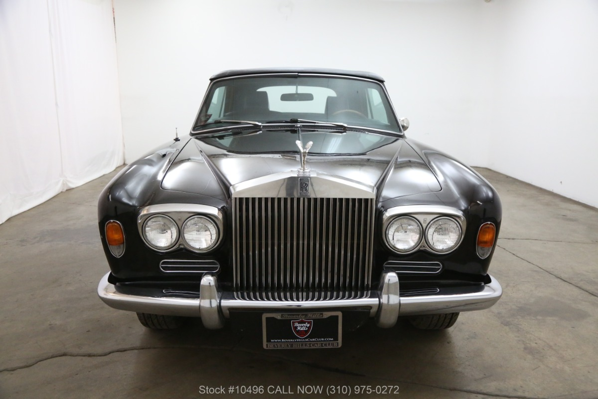 Used 1971 Rolls Royce Corniche Convertible | Los Angeles, CA