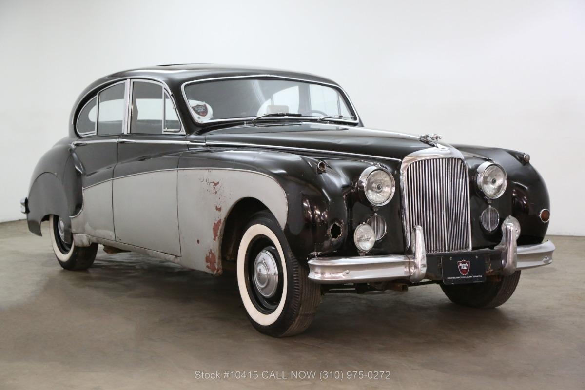 1959 Jaguar Mark IX