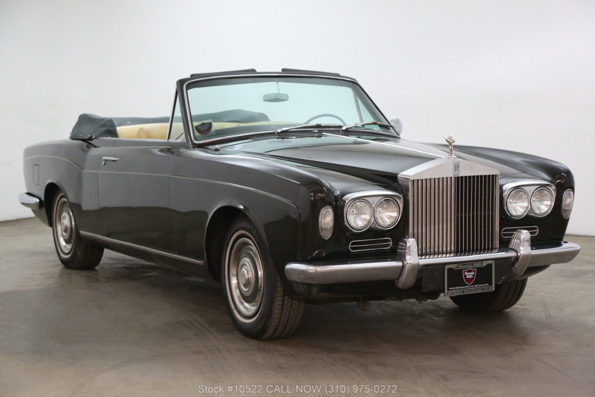 1967 rolls royce silver shadow drophead coupe beverly hills car club. Black Bedroom Furniture Sets. Home Design Ideas