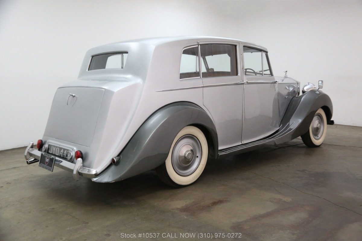 Used 1947 Rolls Royce Silver Wraith Limousine Right Hand Drive | Los Angeles, CA