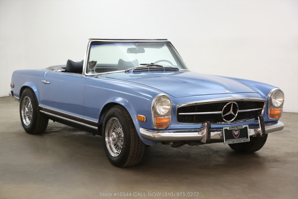 Used 1969 Mercedes-Benz 280SL Pagoda with 2 Tops   Los Angeles, CA