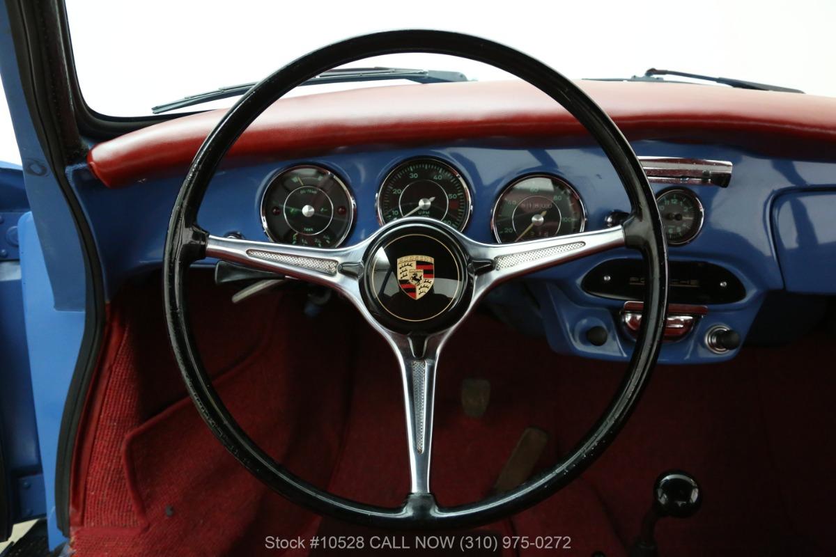Used 1964 Porsche 356C 1600C | Los Angeles, CA