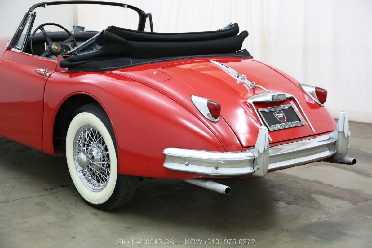 Used 1960 Jaguar XK150 Drophead Coupe | Los Angeles, CA
