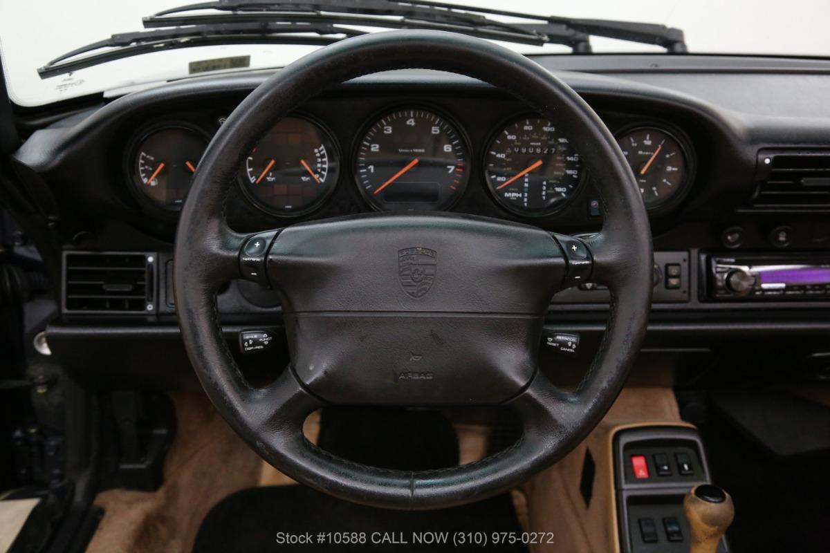 Used 1997 Porsche 993 Cabriolet | Los Angeles, CA