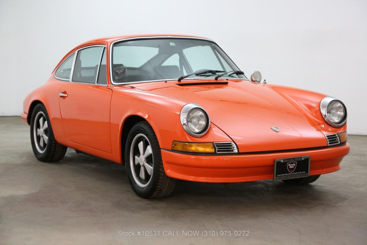 1969 Porsche 912 Long Wheel Base