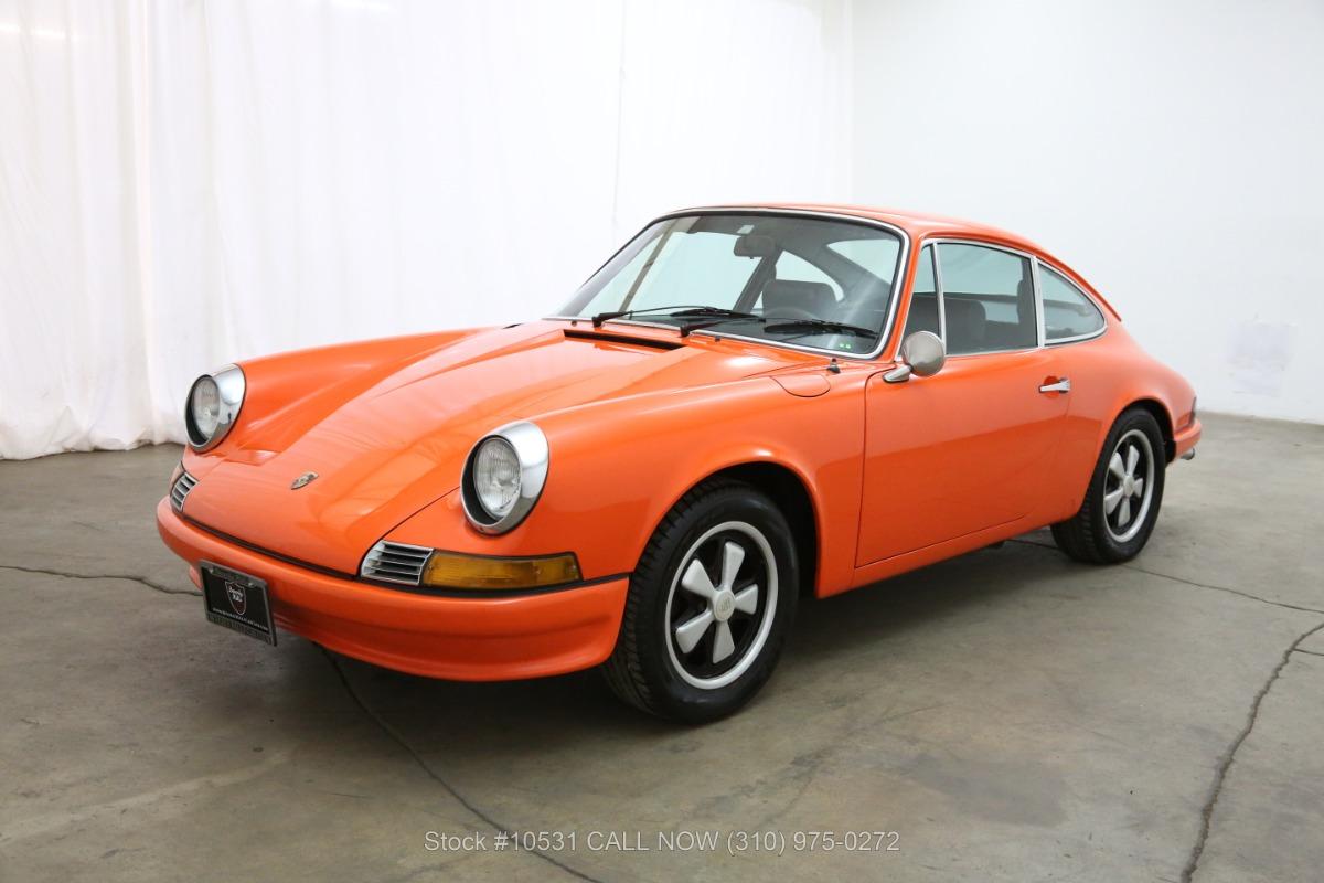 Used 1969 Porsche 912 Long Wheel Base   Los Angeles, CA