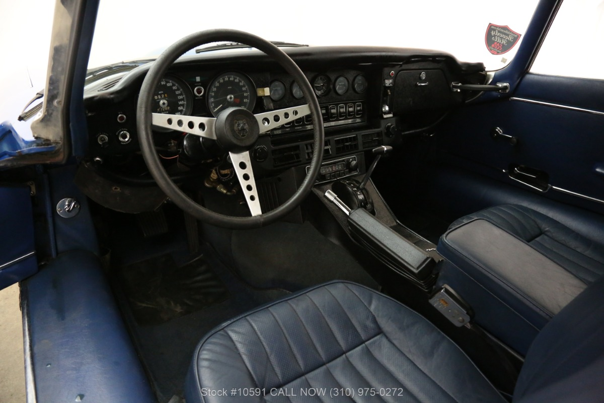 Used 1973 Jaguar XKE V12 2+2    Los Angeles, CA