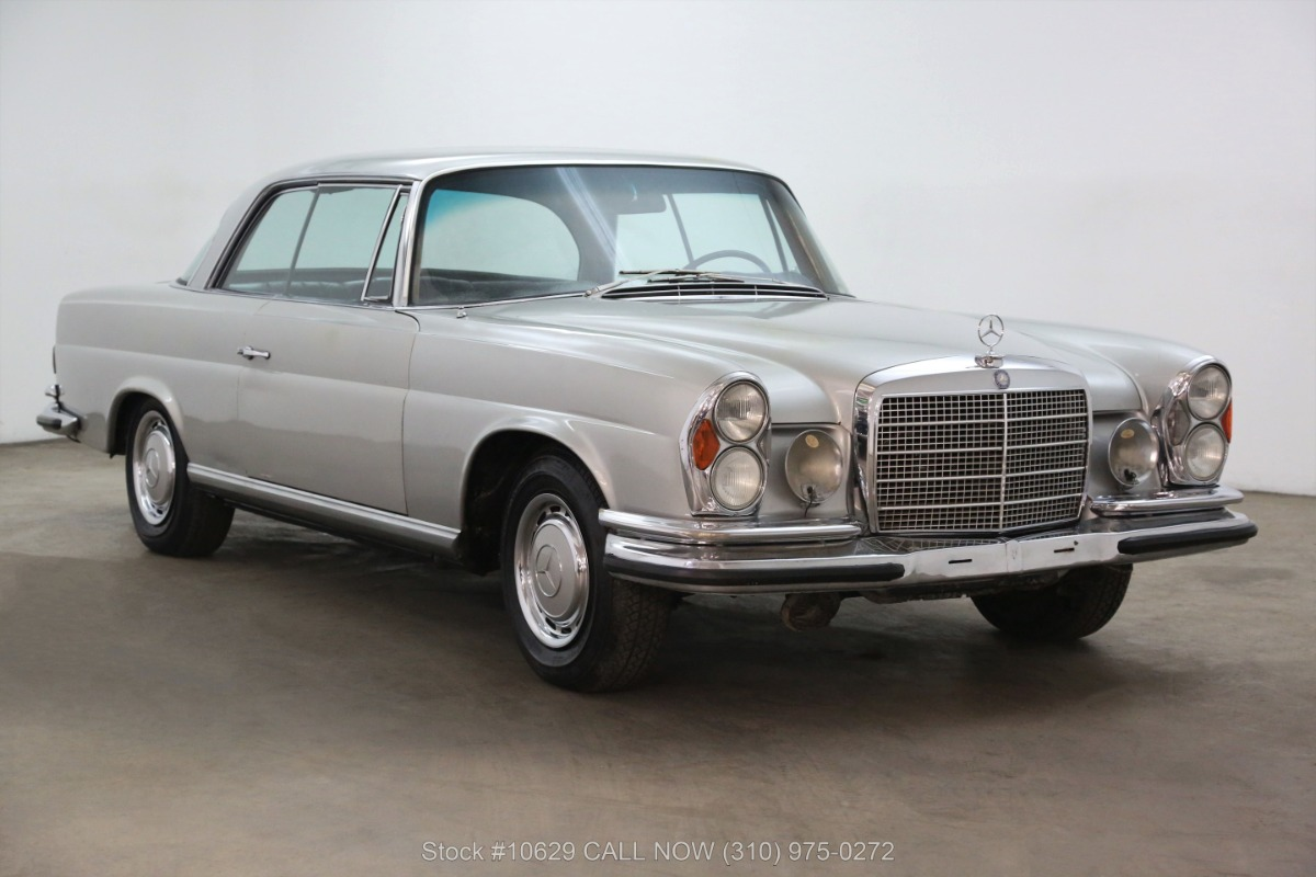 1970 Mercedes-Benz 280SE Low Grille Coupe