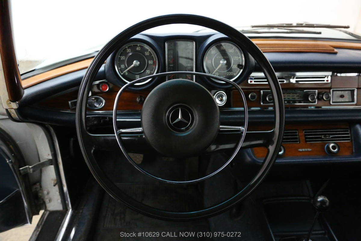 Used 1970 Mercedes-Benz 280SE Low Grille Coupe | Los Angeles, CA
