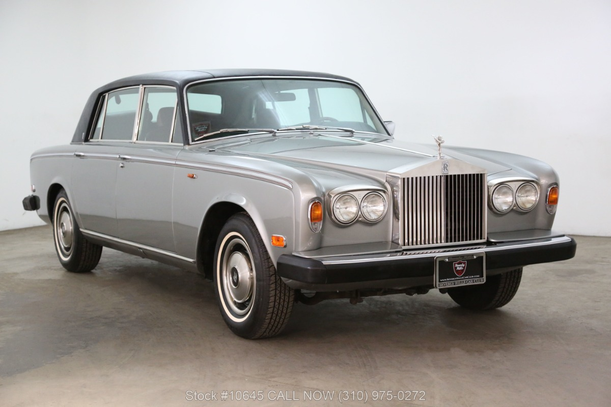 1977 Rolls Royce Silver Wraith Long Wheel Base