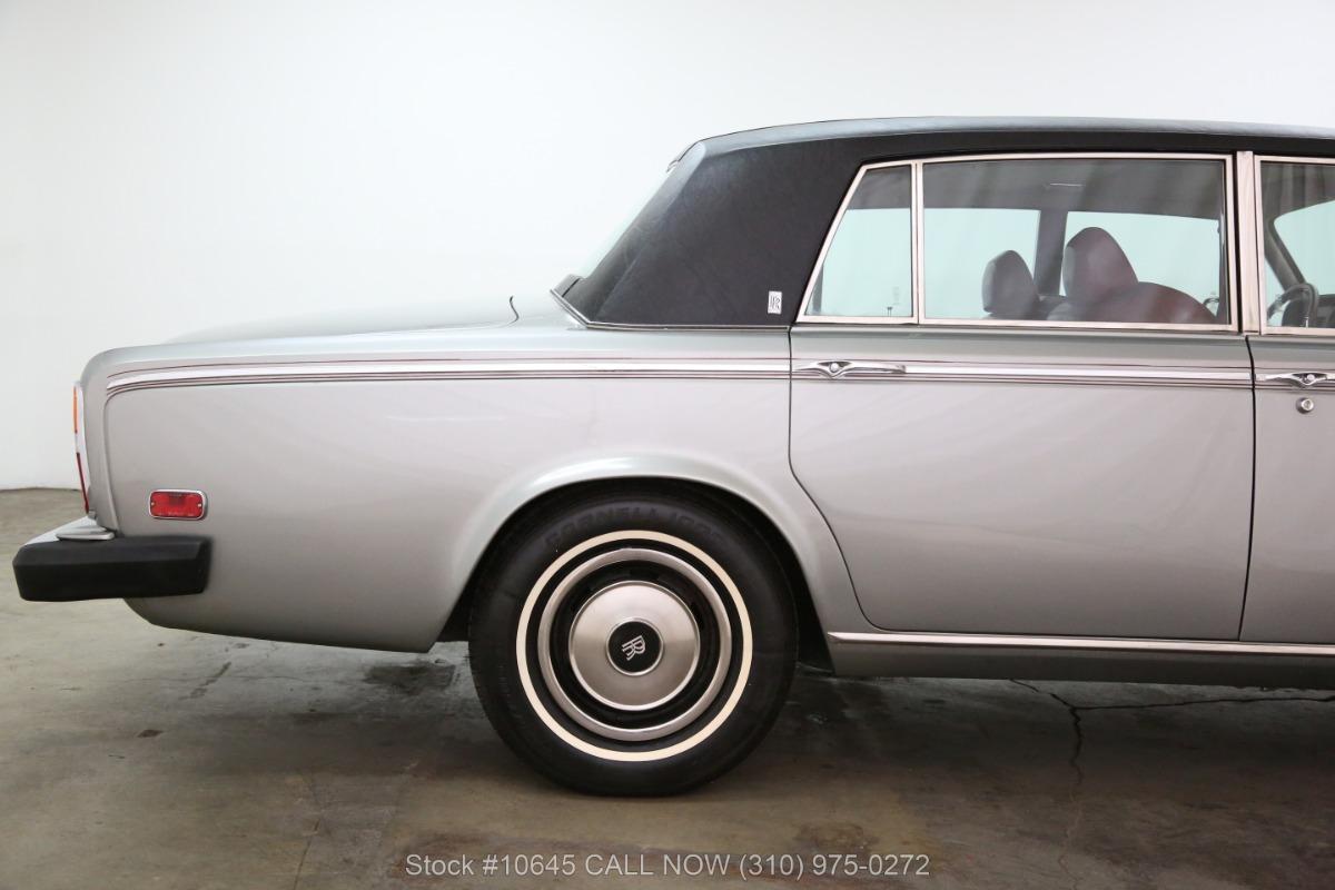 Used 1977 Rolls Royce Silver Wraith Long Wheel Base | Los Angeles, CA