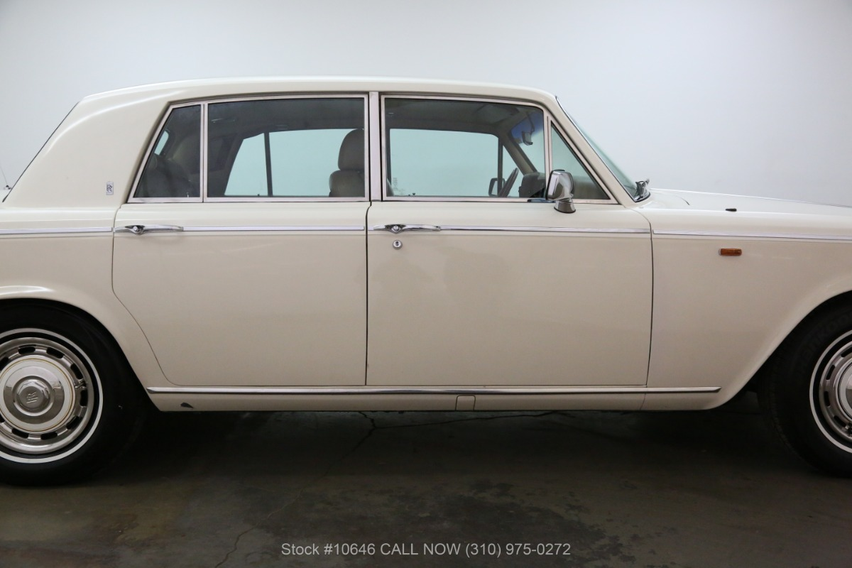 Used 1980 Rolls Royce Silver Shadow II Left Hand Drive | Los Angeles, CA