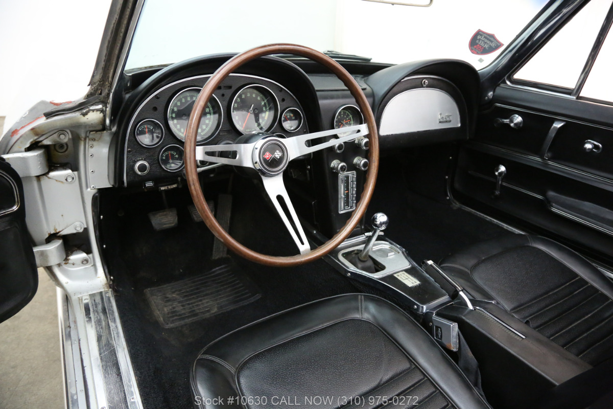 Used 1967 Chevrolet Corvette with 2 Tops | Los Angeles, CA