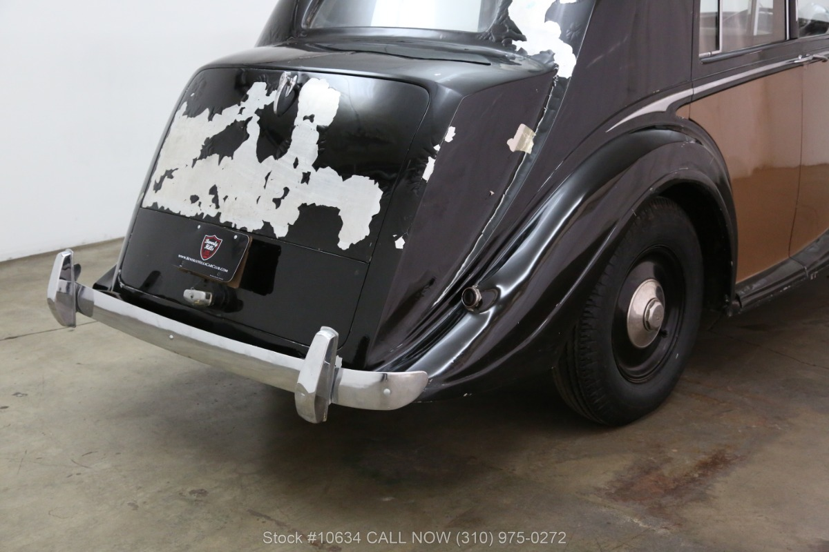 Used 1947 Rolls Royce Silver Wraith Limousine | Los Angeles, CA