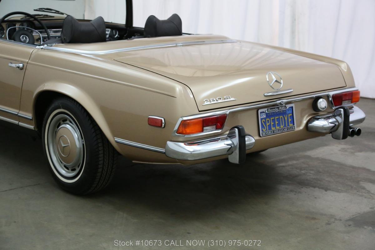 Used 1970 Mercedes-Benz 280SL Pagoda | Los Angeles, CA