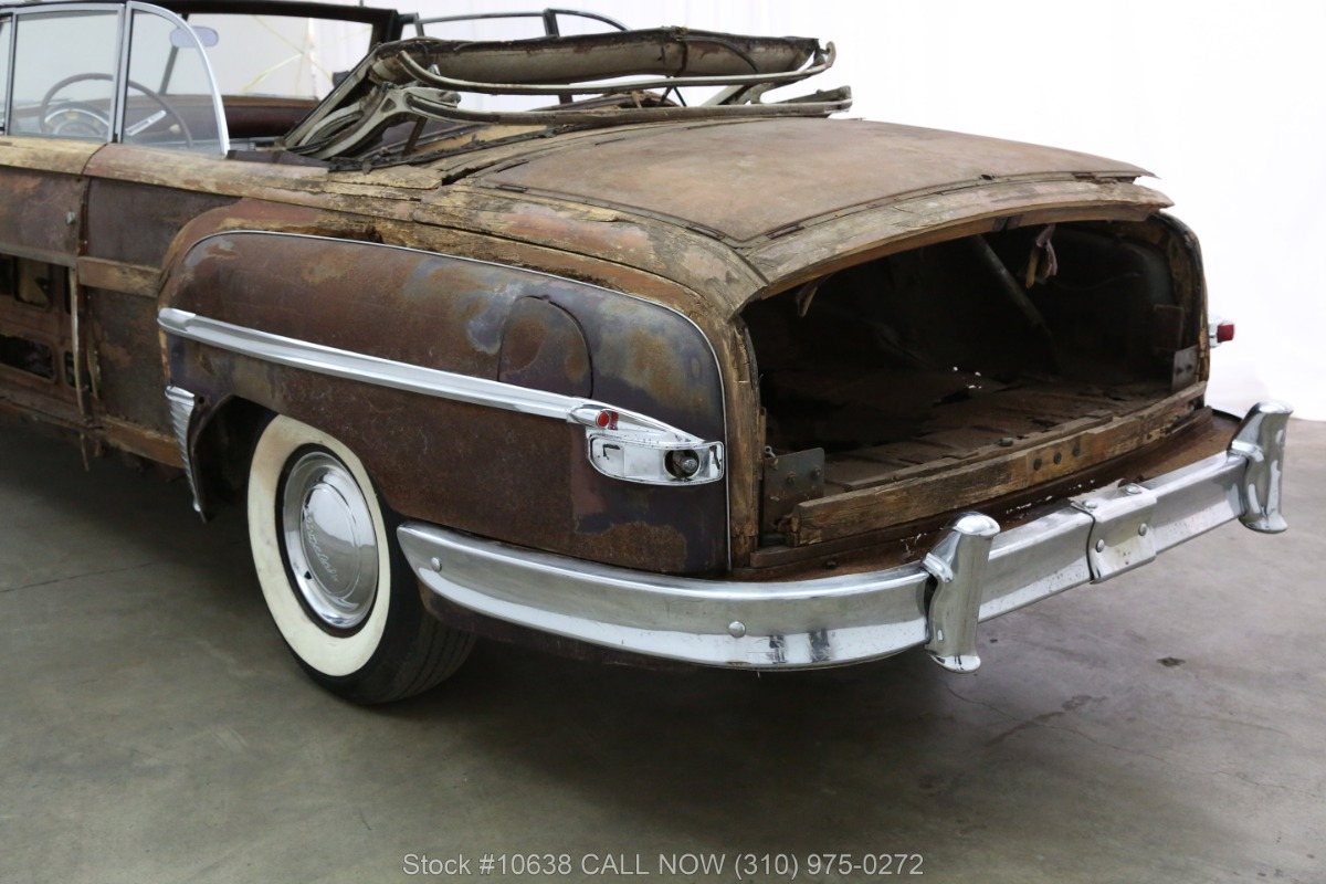 Used 1949 Chrysler Town & Country Convertible | Los Angeles, CA