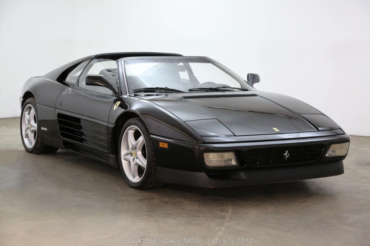 1992 Ferrari 348ts Beverly Hills Car Club