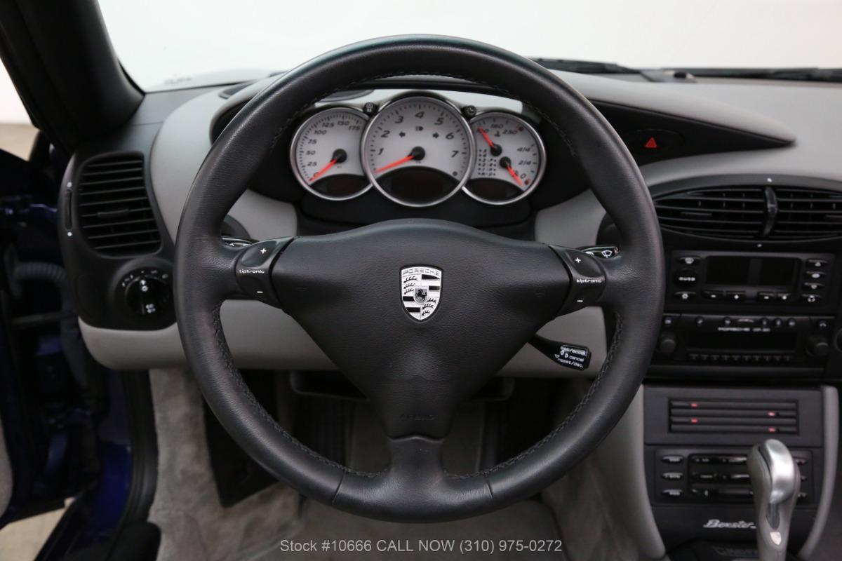 Used 2000 Porsche Boxster S  | Los Angeles, CA