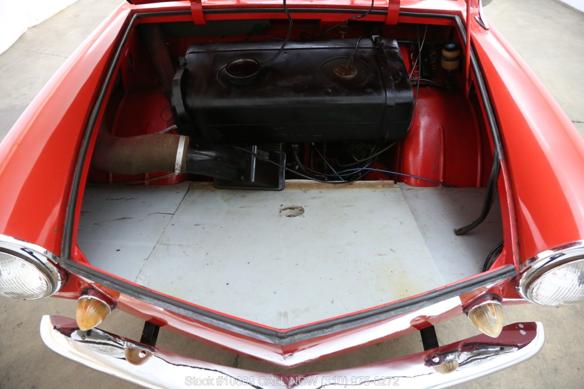 Used 1963 Amphicar 770 Convertible | Los Angeles, CA