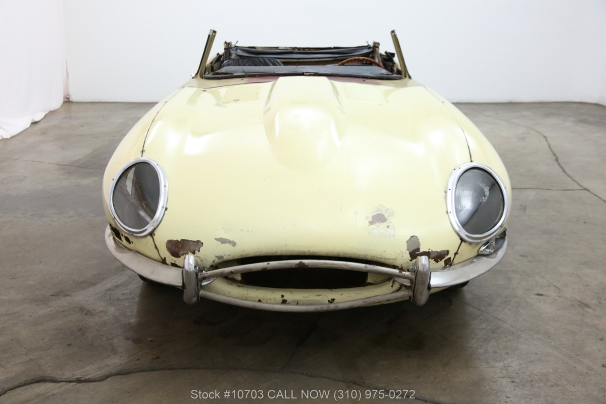Used 1965 Jaguar XKE Series I Roadster | Los Angeles, CA